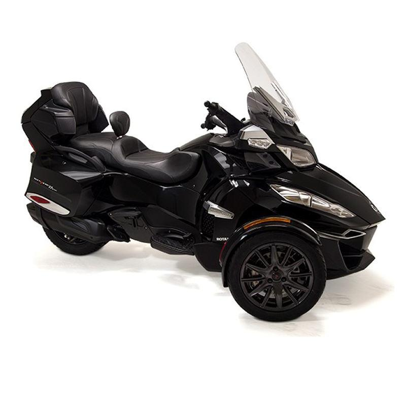 how to drive a can am spyder