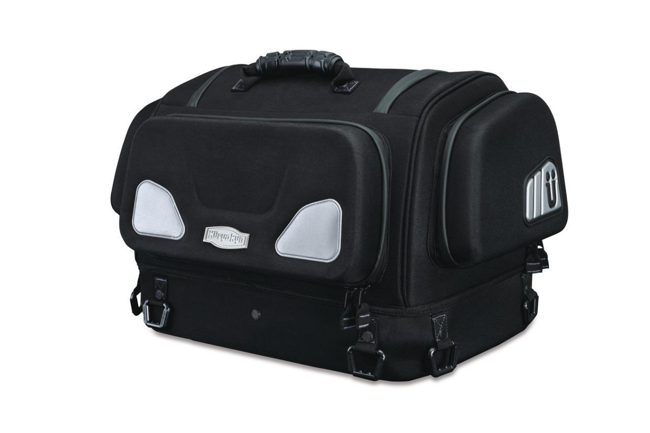 Kuryakyn Xkursion Xtr4 0 Seat Rack Bag Motorcycle