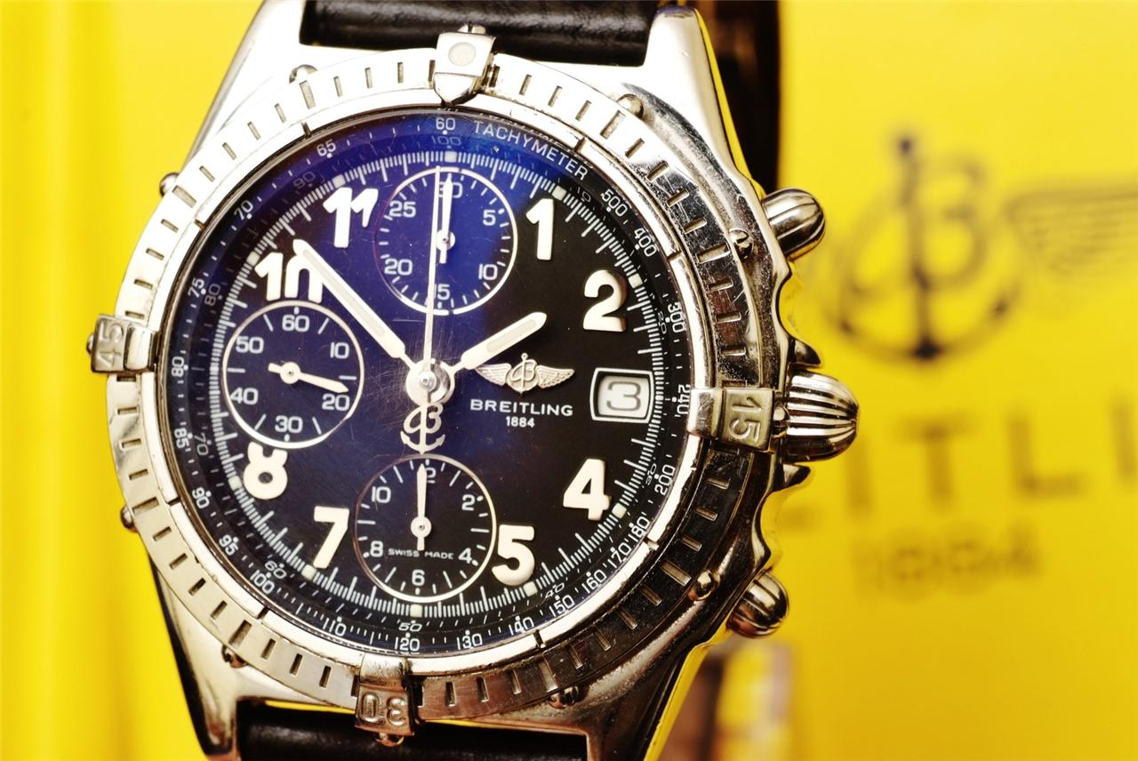 breitling chronomat a13050 1 ss authentic automatic s