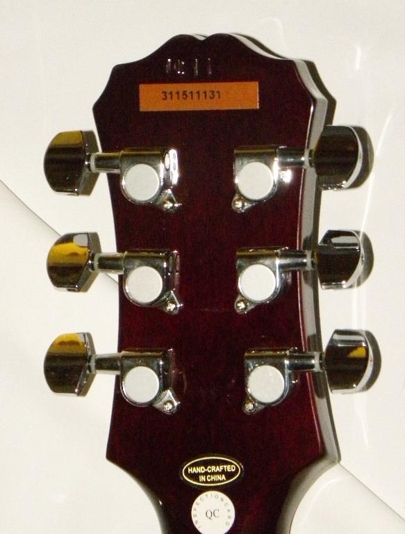 Dating epiphone guitars serial numbers
