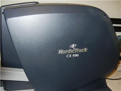 cx 990 nordictrack elliptical machine manual