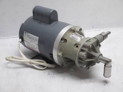 Magnetek Century Electric Ac Motor 1 2 Hp Eastern