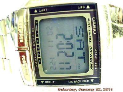 how to change battery in casio quartz watch