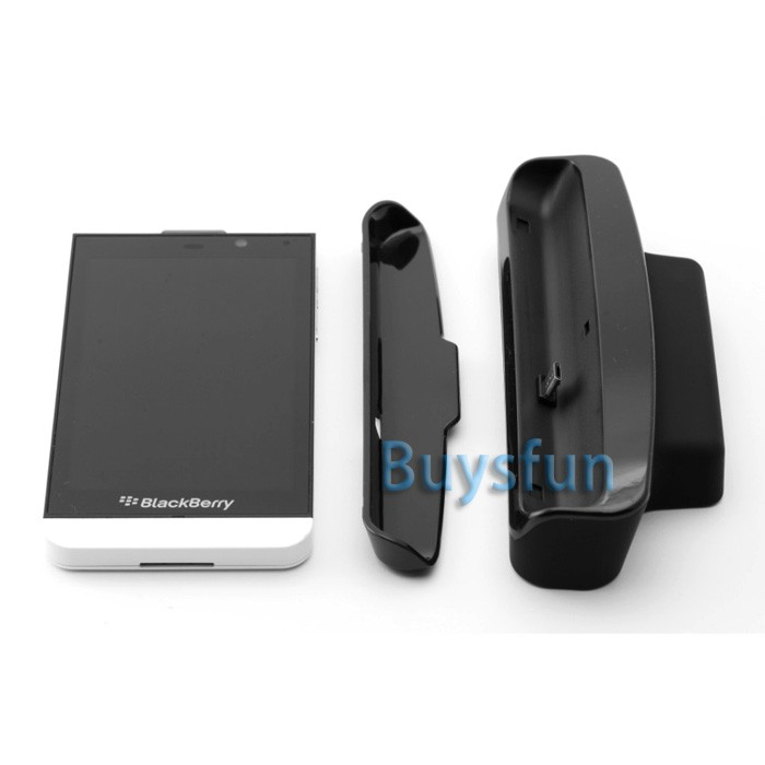 new data sync charger dock stand cradle for blackberry z10 bb 10 charge w ca. Black Bedroom Furniture Sets. Home Design Ideas