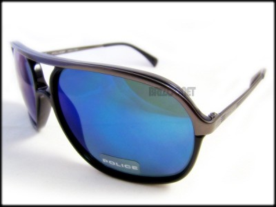 BRAND NEW AUTHENTIC POLICE SUNGLASSES S8531 COL.568B