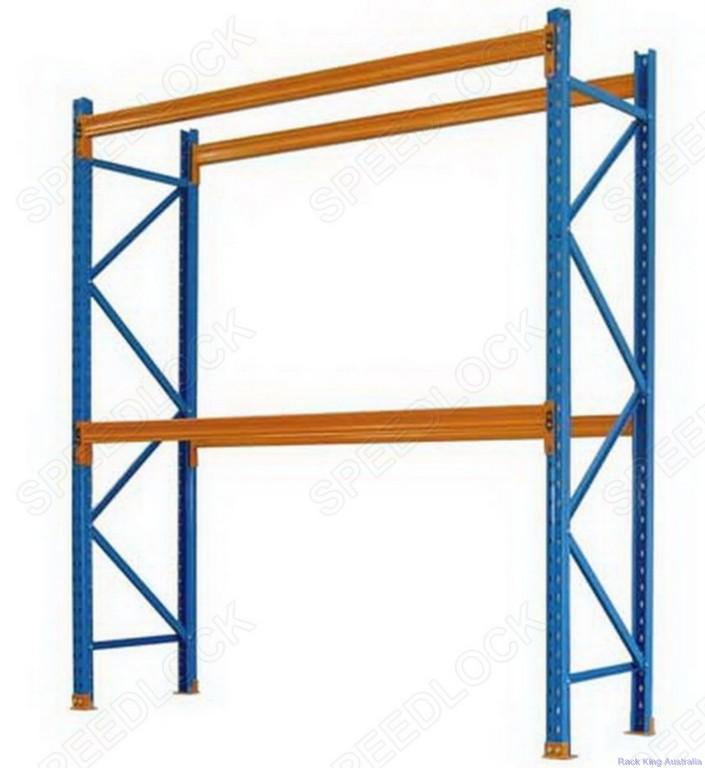used dexion pallet racking frames 2 4m high rack shelf. Black Bedroom Furniture Sets. Home Design Ideas