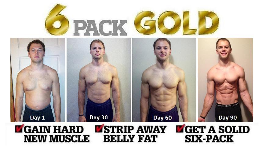 Build Lean Muscle And Lose Belly Fat