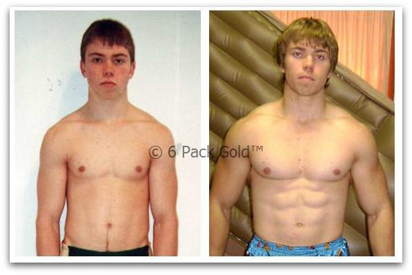 Lean Muscle Body Before And After Lean Muscle Pills Pro ...
