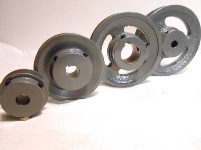 S of new cast iron v belt pulley quot