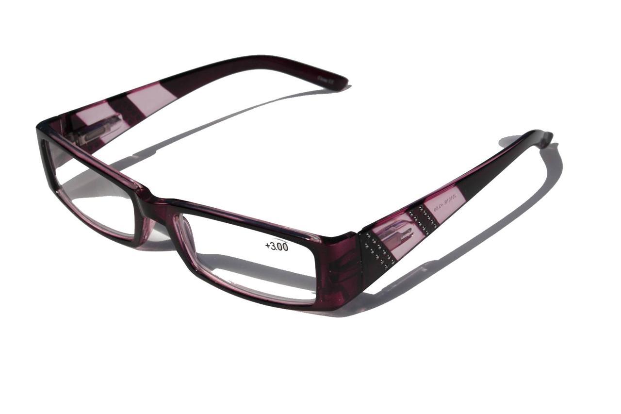 fashion reading glasses stylish design rhinestone