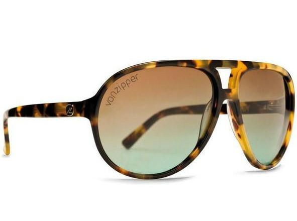 VON-ZIPPER-VZ-New-Sunglasses-Tort-Leoprad-Brown-Sunnies-TELLY-RRP-159-95