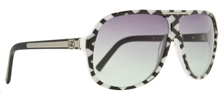 VON-ZIPPER-VZ-New-Sunglasses-Sunnies-Black-White-HOSS-RRP-159-95