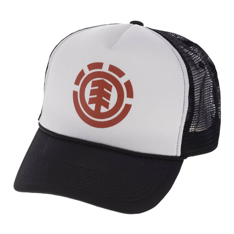 ELEMENT-New-Mens-Adjustable-Snapback-Skate-Icon-Trucker-Cap-Hat