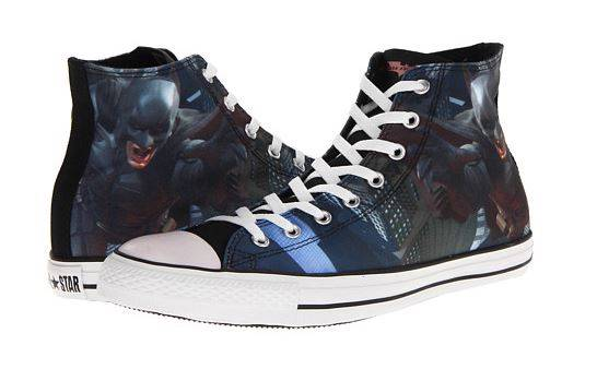 CONVERSE-New-Chuck-Taylor-All-Star-Hi-Tops-DC-COMICS-BATMAN-Shoes-9-10-11-12