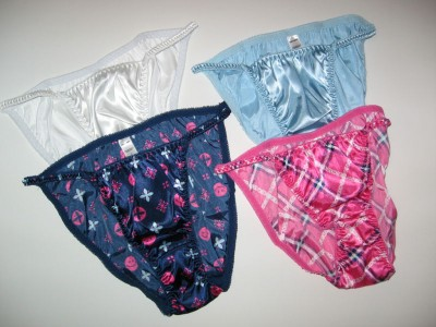 Joe boxer satin panties