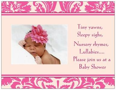 African american baby girl shower invitations cards post cards ebay
