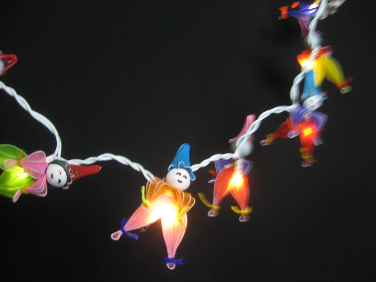 CHILDRENS DOLLS COLOURFUL NIGHT LIGHT LED STRING FAIRY LIGHTS Nursery Decoration eBay