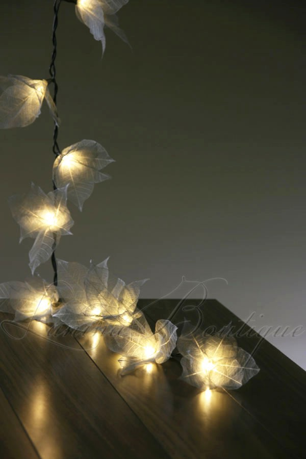 35 SILVER Star Flower 5M LONG LENGTH String LED Fairy Lights Wedding AUSSIE PLUG