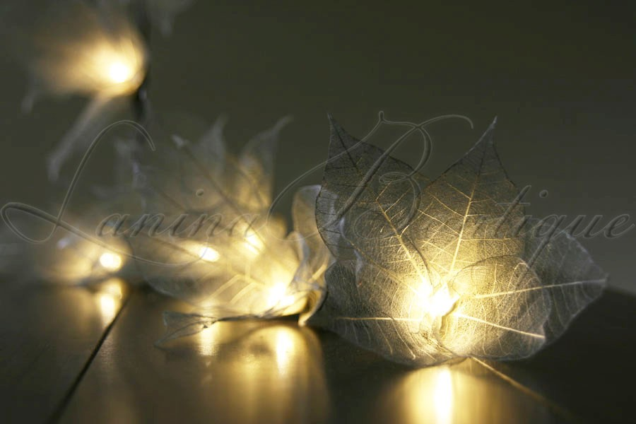 35 SILVER Star Flower 5M LONG LENGTH String LED Fairy Lights Wedding AUSSIE PLUG eBay
