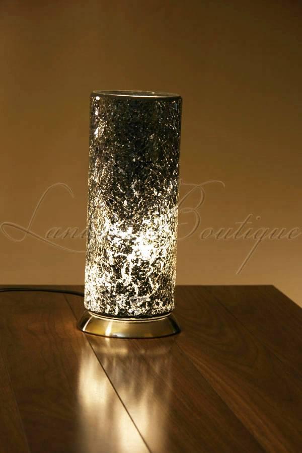 Handmade Glass Mosaic Table Lamps Bnib Decorative Children