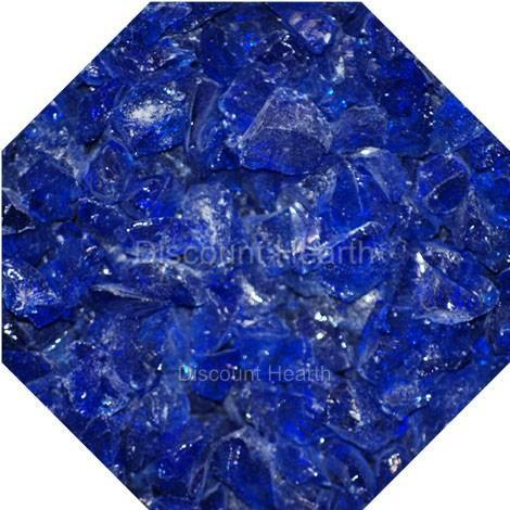 3-4-Cobalt-Blue-Fire-Glass-Fireglass-Fire-Pit-Fireplace-Glass-Crystals-Gas-Logs