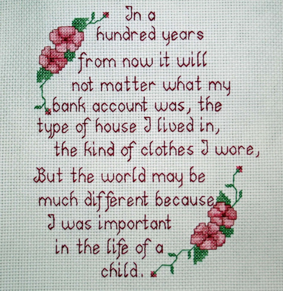 COMPLETED-CROSS-STITCH-IN-A-HUNDRED-YEARS