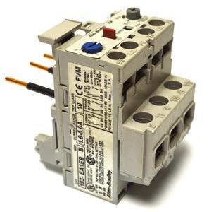 Allen bradley 193 ea1eb motor overload relay 600 vac 1 6 5 for Allen bradley motor overload