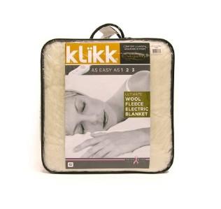 Onkaparinga Ultimate Wool Fleece Electric Blanket Queen Ebay