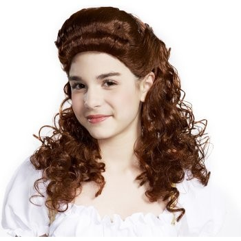Southern Belle Child Adult Wig NEW Curly Baby Doll