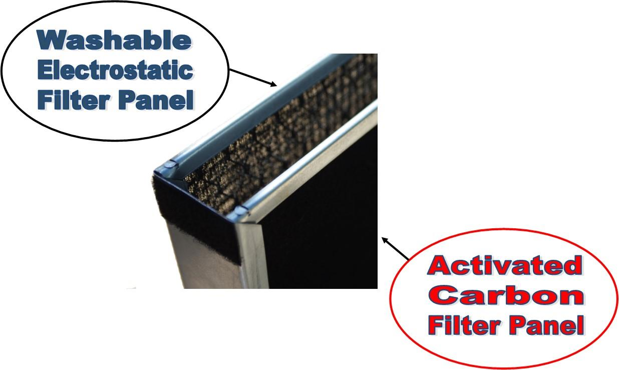 how to tell if electrostatic furnace filter is working