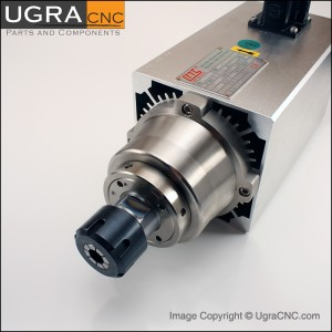 Cnc router spindle motor