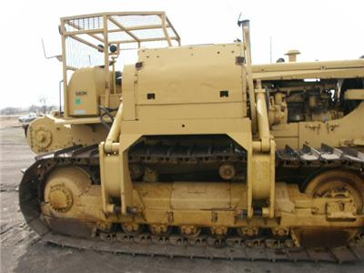 Cat 583 Side Boom http://www.ebay.com/itm/CAT-D8-BULL-DOZER-583K-CATERPILLAR-PIPELAYER-SIDEBOOM-/300558359311
