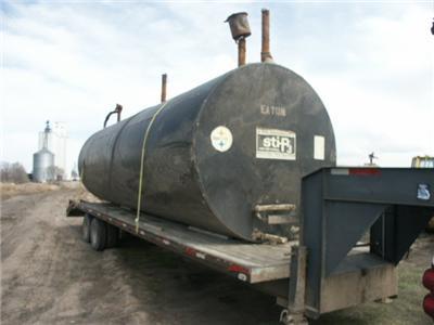10000 GALLON FUEL STORAGE OIL GAS DIESEL WATER TANKS
