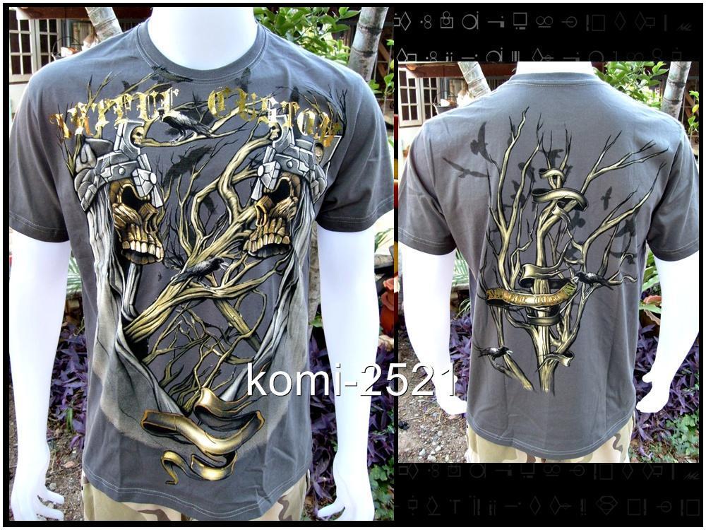 New Man T Shirt Ghost Arab Warrior Arab Rock Tattoo Biker Punk Harley