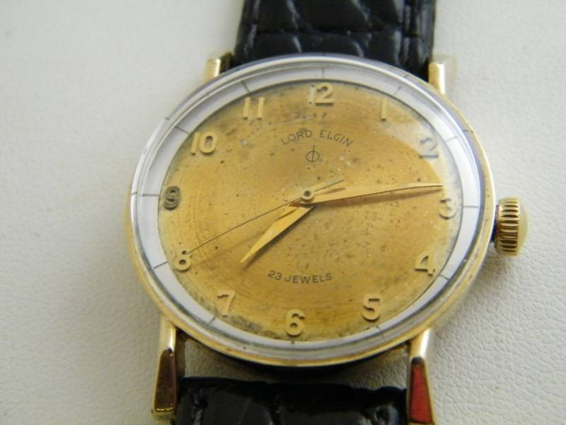 Elgin vintage wrist watch