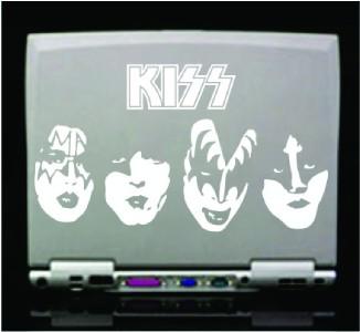 KISS Band Music Die Cut Vinyl Decal Sticker