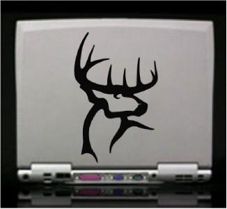 Buck Deer Die Cut Vinyl Decal Sticker
