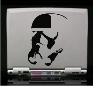 Star Wars   Stormtrooper Die Cut Vinyl Decal Sticker