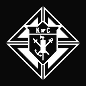 Knights of Columbus Die Cut Vinyl Decal Sticker