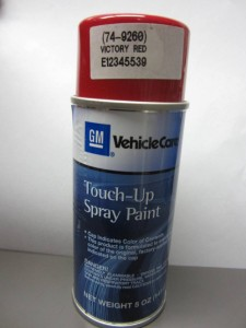 Acdelco Touch Up Spray Paint