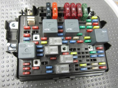 99 00 01 02 chevy silverado tahoe suburban gmc c/k fuse ... 01 silverado fuse box