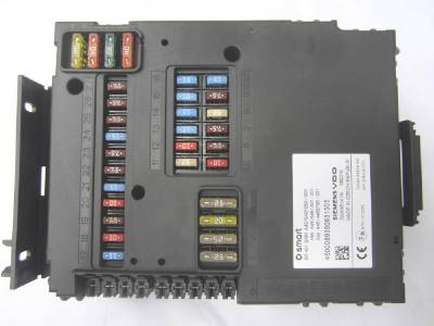 2008 smart car fortwo fuse box ecm ecu central electrics a 451 540 10 50 new ebay