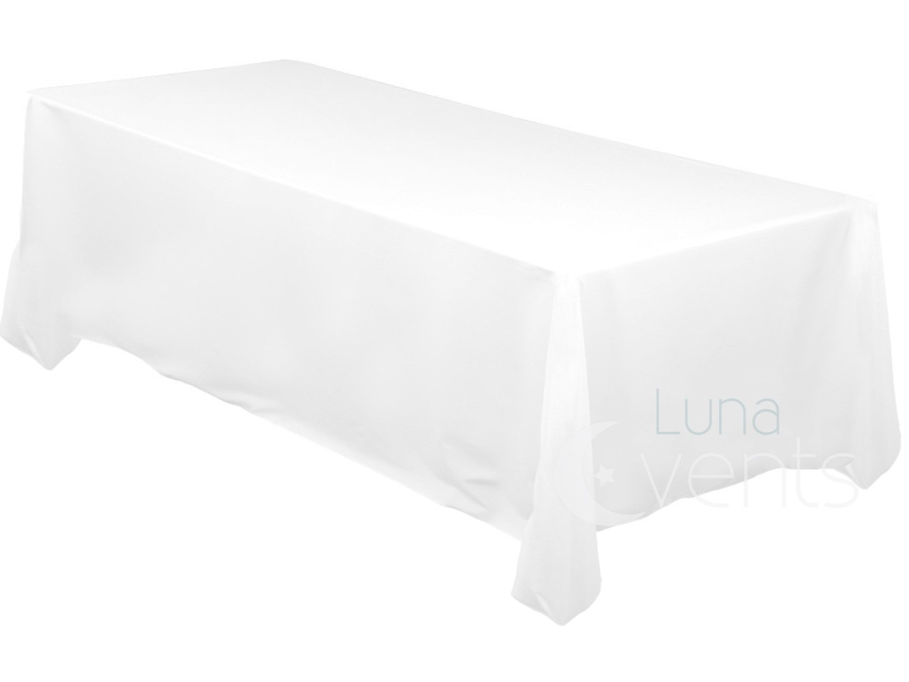 Tablecloths Wedding Rectangle Square Event Party Fitted ...