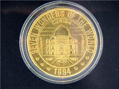 aladin casinos 7 wonders of the world coins