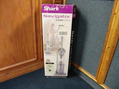 Shark Power Pet Bagless Vacuum