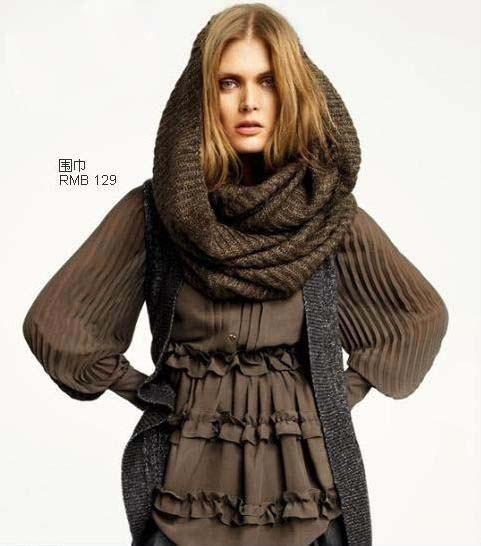 рекомендуем избранное.  Шерстяной шарф.  7.80.