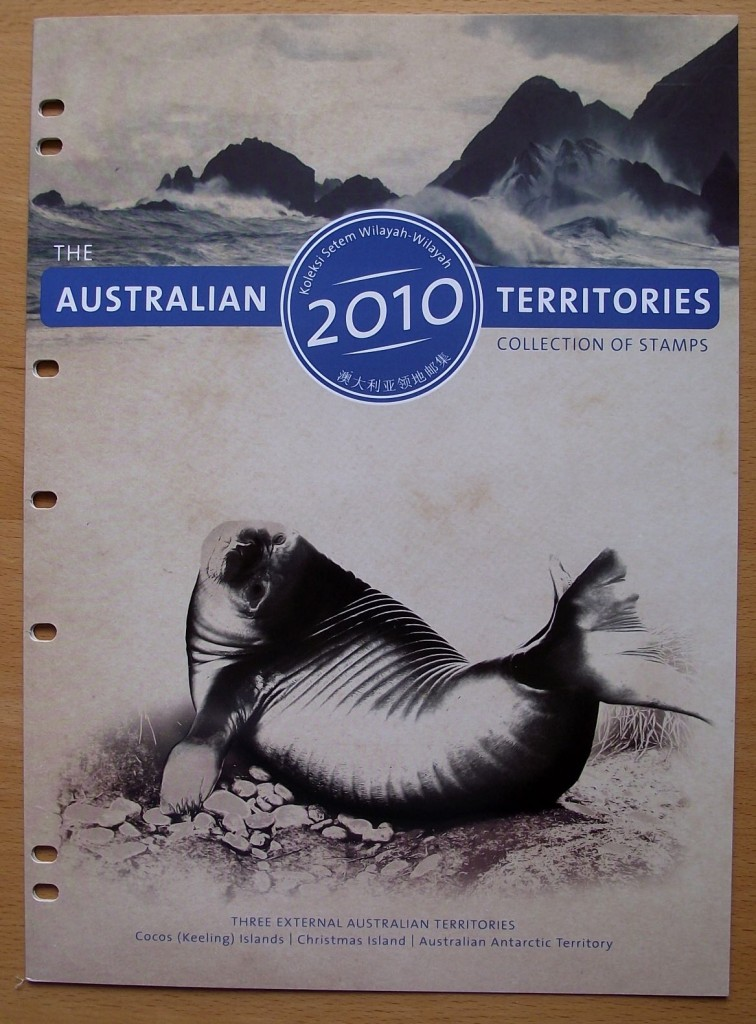 THE-AUSTRALIAN-TERRITORIES-2010-COLLECTION-ANTARCTIC-CHRISTMAS-ISLAND-COCOS