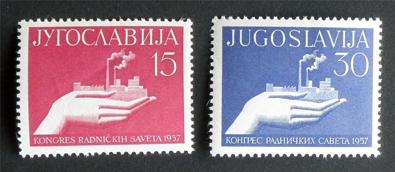 100-X-YUGOSLAVIA-ALL-DIFFERENT-MINT-STAMPS-INCLUDING-COMMEMORATIVE-ISSUES