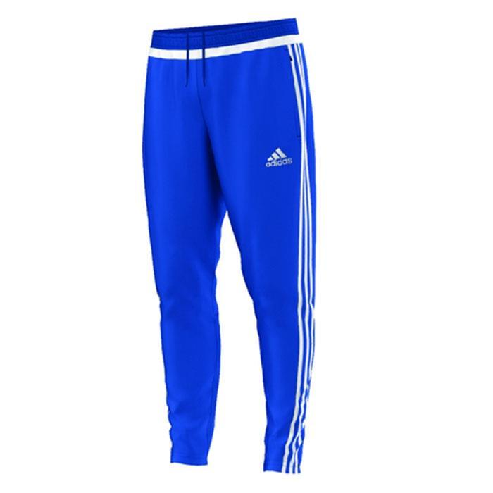 adidas tiro 15 men 39 s training pants blue ebay. Black Bedroom Furniture Sets. Home Design Ideas