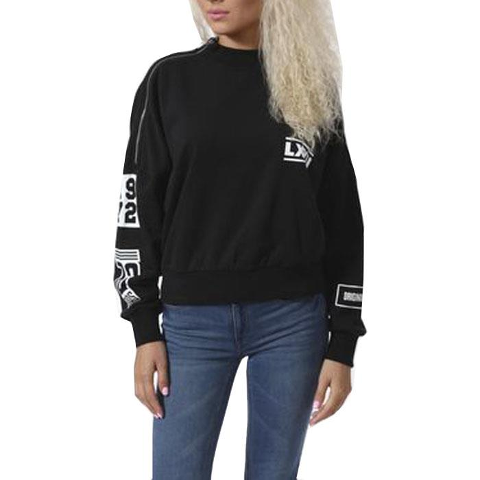 Shop Sweatshirts online at Firmament with world wide shipping or buy directly at our store in Berlin. Tax Free delivery outside Europe.